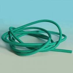 Corda elastica verde per copertura piscina - al metro