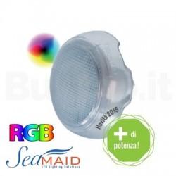 Mini proiettore Seamaid LED RGB piscine fuori terra, spa e idromassaggio