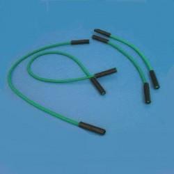 Tirante elastico con terminale Utility Clip 70 cm per Copertura Invernale