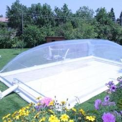 CristalBall SOLAR Copertura Gonfiabile per piscina