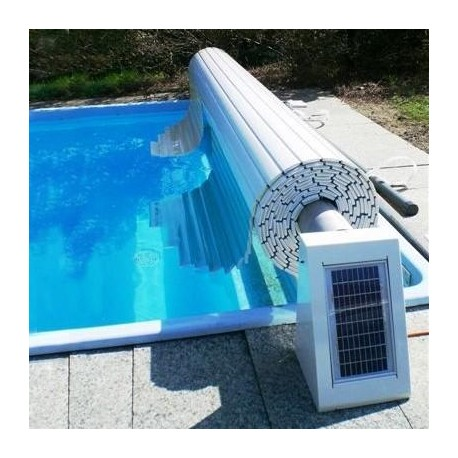 Copertura a tapparella AcquaDeck S per piscina