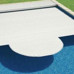 Copertura automatica sommersa Roussillon per piscina