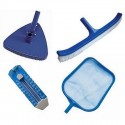 Kit 3 MINI per pulizia piscina