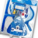 Kit 4 MIX 7 pz per pulizia piscina