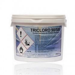 Tricloro in pastiglie da 500 g Blisterato per piscine