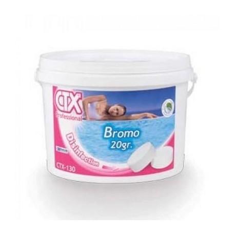 Bromo in Pastiglie 20 g per piscine