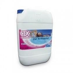 Ossigeno Attivo liquido Tanica 30 l per piscine