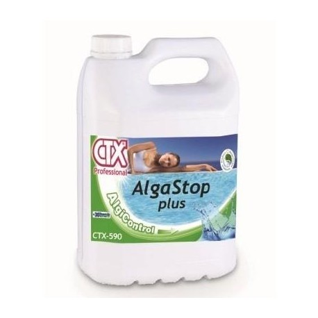 Antialghe piscina AlgaStop Plus
