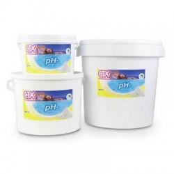 Regolatore pH- Minus Riduttore granulare per piscina