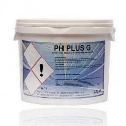 Regolatore pH+ Plus Incrementatore granulare per piscina