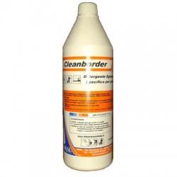 Detergente sgrassante per piscine Cleanborder