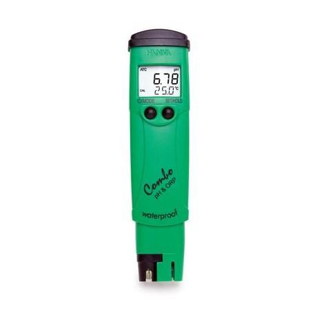 Combo pH/ORP Misuratore Multiparametro Tascabile per analisi acqua piscina
