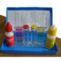Test Kit liquido analisi cloro/pH per piscine