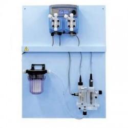 Sistema di controllo per piscine pre-assemblato WDpHCL