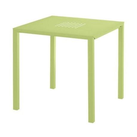 Tavolo da giardino emu jolly quadrato for Emu tavoli da giardino