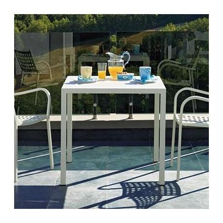 Tavolo da giardino Vermobil Quatris 70x70
