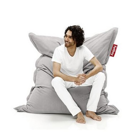 Poltrona sacco Fatboy Bean Bag The Original Stonewashed
