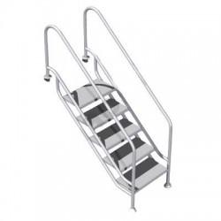 Scaletta per piscina Accesso Facile