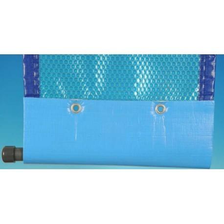 Galleggiante B di testata per traino coperture piscine