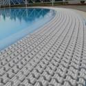 Griglie per bordi sfioratori piscina
