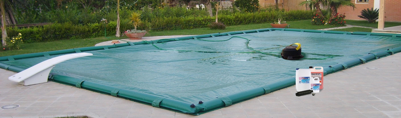 Preventivo copertura invernale piscina