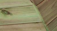 piscina fuori terra in legno Onda new 537 - Kit