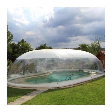 CristalBall WHT Copertura Gonfiabile per piscina