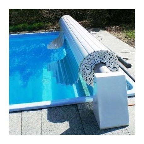 Copertura a tapparella AcquaDeck M per piscina