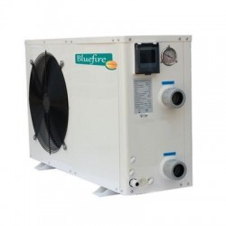 Pompa di calore per piscina Bluefire Senior con scocca in acciaio 100/120