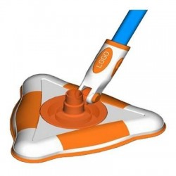 Aspirafango piscina Linea Orange Style