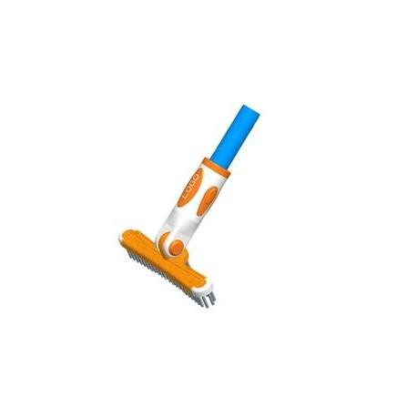 Spazzole Linea Orange Style per pulizia parete piscina