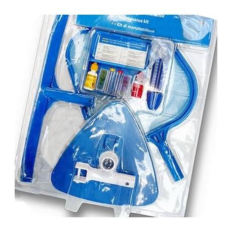 Kit 4 MIX 7 pz per pulizia piscina