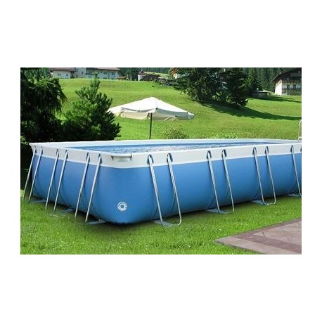 Blue-Star Family 100-125 Piscina fuori terra PVC