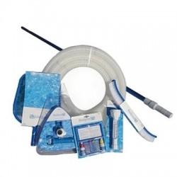 Kit Luxe prodotti per trattamento acqua piscina da 30 a 55m³