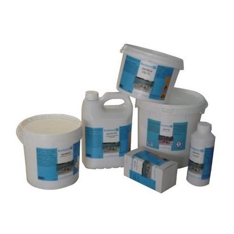 Kit Mix Prodotti per trattamento acqua piscina