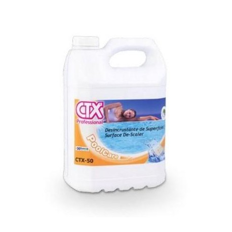 Disincrostante Wall Cleaner per piscine