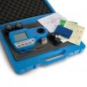 Fotometro portatile Cloro Libero/Totale, pH - valigetta con soluzioni