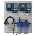 Sistema di controllo per piscine SIMPLY POOL pH e Cloro