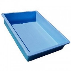 Vaschetta lava piedi per piscina 200x100x20 cm