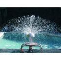 Fungo d'acqua per piscina Ø 250 mm