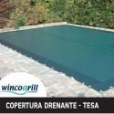 Copertura piscina Drenante WINCOGRILL