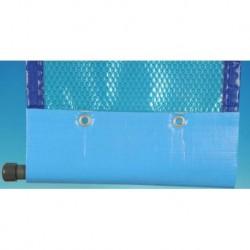 Galleggiante M di testata per traino coperture piscine