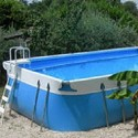 Piscine in plastica PVC